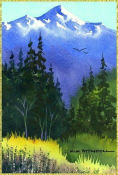 Landscape Paintings Make Beautiful Greeting Cards