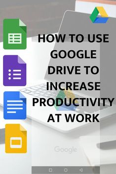is a great cloud storage services. It also provides many productivity apps free of charge which you can use to increase at work. Workplace Productivity, Productivity Apps, Increase Productivity, Business Planner, Business Tips, Online Business, Business Management, Asset Management, Project Management