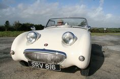 Austin Healey Sprite Mark I Frog Eye, Austin Healey Sprite, British Sports Cars, Sprites, Mk1, Automobile, Faces, Collection, Beautiful Things