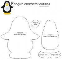 Penguin pattern - tactile reource for preschool play Preschool Crafts, Crafts For Kids, Preschool Ideas, Penguin Craft, Felt Penguin, Crochet Penguin, Felt Crafts Patterns, Easy Patterns, January Crafts