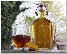 Homemade Dandelion Syrup or Oduvanchikoviy Myod (Honey)