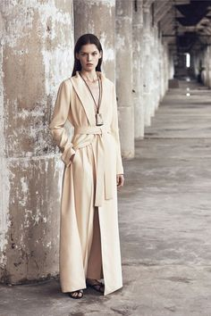 The Row - Pre  Spring/Summer 2016 Ready-To-Wear