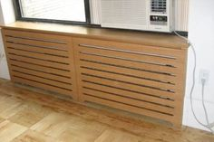 Wood Radiator Covers Home Depot