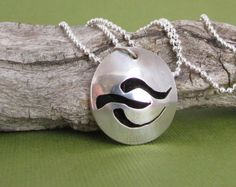Sterling Silver Essential Oil Necklace  Leaf by QuietTimeJewelry, $74.75