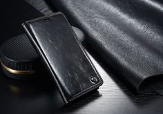 Black S6 Edge Samsung Galaxy Stylish Leather Wallet Case at mobilephonecases.co.nz #MobilePhoneCases #CellPhoneCases #iPhoneCases  #iPadCases #SamsungGalaxyCases  #S6Edge