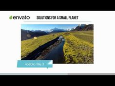 Inspired Performance   Corporate Presentation after effects template