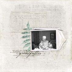 My Family Genealogy Records Paper Pack- Katie Pertiet Papers- PP836017- DesignerDigitals