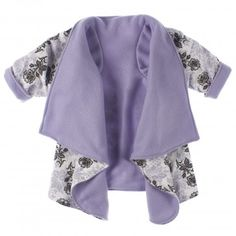 The Tomi: Lilac Dream Reversible Wearable Blanket - on sale for just $29.99