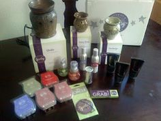 Scentsy warmers, bars, scent circle, solid perfume, room spray, hand creams - OH MY!!!