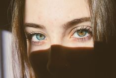 I love different colored eyes