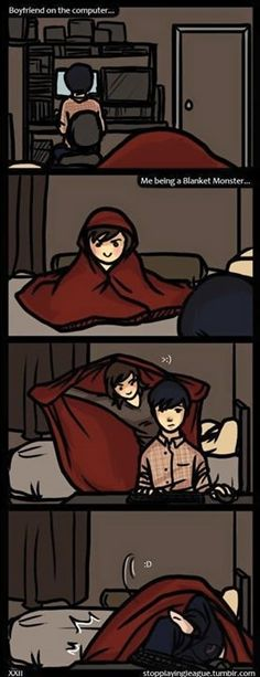 My ideal gamer relationship ^^ too adorable!!!