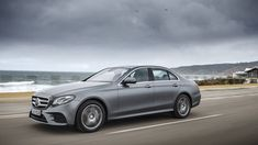 2017 Mercedes-Benz E-Class E300 sedan drive review with photos ...