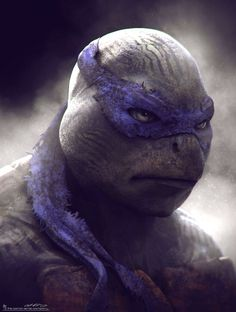 Teenage Mutant Ninja Turtles Concept Art. See, these nostrils work and don't look ridiculous. Ninja Turtles Shredder, Ninja Turtles 2014, Teenage Mutant Ninja Turtles, Geek Art, Illustration, Comic Movies, Leonardo Turtle, Michelangelo, Red Company