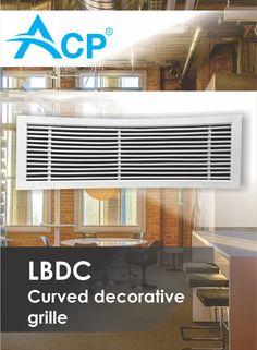 Curved decorative grille LBDC Home Appliances, Decor, House Appliances, Decoration, Appliances, Decorating, Deco