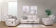 Leather Lounge, Leather Recliner, Lakeside Mall, Lounge Suites, At Home Furniture Store, Leather Furniture, Classic Style, Ottoman, Living Room