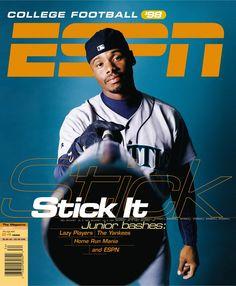 Ken Griffey Jr., ESPN (August 24, 1998) #Mariners