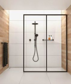 Trend: Framed shower screens