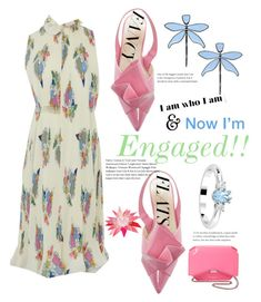 """Engaged in Fancy Flats!!"" by mdfletch on Polyvore featuring TIBI, Givenchy, Tory Burch and chicflats"