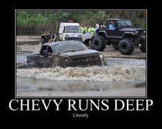 chevy runs deep!!