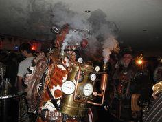 Plunderhüüsler Guggamusik Schaan - 2015 Steampunk