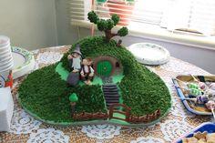 39 best herr der ringe torte images on pinterest lord of the rings conch fritters and hobbit. Black Bedroom Furniture Sets. Home Design Ideas