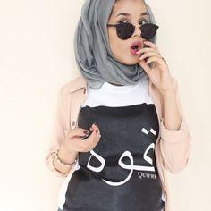 confiance hijab hijeb voile outfit inspiration tenue look style fashion mode muslima modest wear modest fashion hijabi boutique hijab