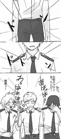 Bakugou & Kirishima 1/3