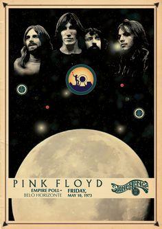 pink floyd posters - Pesquisa Google