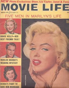 Marilyn Monroe Movie Life