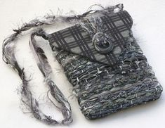 Pewter Purse