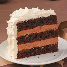 Mocha Cake Recipe--Oh my!