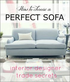 We Live Like Squatters | We don't Even Have Anywhere To Sit! - laurel home | How to find the perfect sofa! interior designer Laurel Bern tells exactly what to look for and some of it you may not have ever heard before. Learn about the most comfortable seat cushion that will keep its shape for years and years. and discover some things you want to avoid.