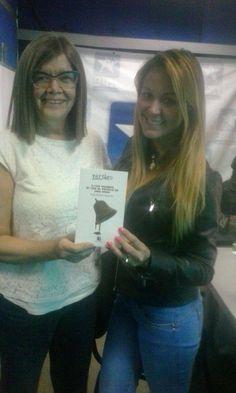¡Todo un éxito la entrevista con nuestra querida autora, Inés Muñoz Aguirre, en El Complot de la 94.1!