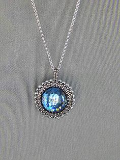 Looking Up To The Sky Pendant instructions by Ravit on Etsy, $20.00