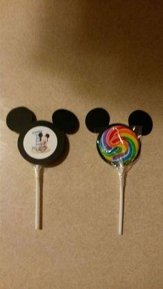 Baby Mickey Mouse's Birthday – Lollipops Favors – My WordPress Website Fiesta Mickey Mouse, Mickey Mouse Baby Shower, Mickey Y Minnie, Mickey Mouse Parties, Mickey Party, Mickey Mouse Party Favors, Mickey Mouse Clubhouse Birthday Party, Mickey Mouse Birthday, 2nd Birthday