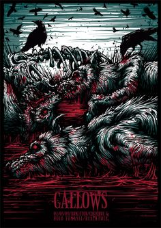 Gallows - Dan Mumford