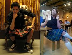 FUN FACT: On Fridays, all of the animators working on Brave had to wear kilts.