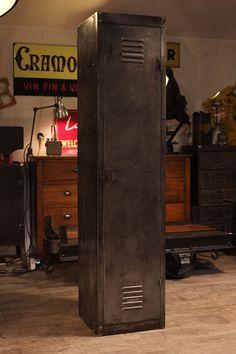 meuble de métier ancien industriel Deco loft