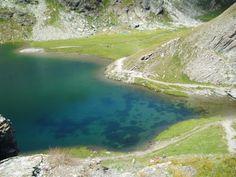valvaraita - chianale, laghi blu