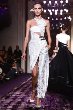 Versace Couture Fall Winter 2014 Paris