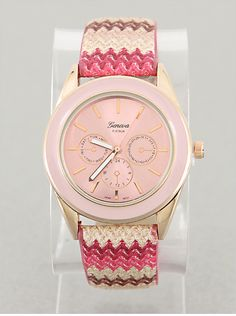 P.S. I Love You More Boutique | Tribal Shades of Pink Watch | Online Store Powered by Storenvy