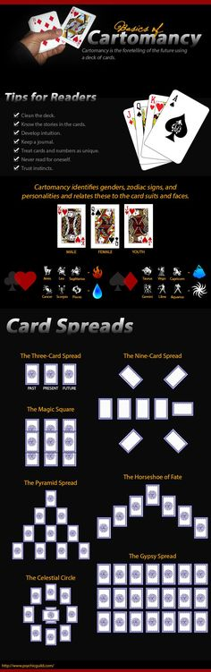 Here are some helpful tips for beginners when doing #cartomancy