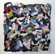What to do with those extra SOCKS!  http://artbysusanlenz.blogspot.com/2011_01_01_archive.html