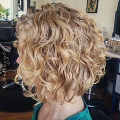 Short Fine Hair Body Wave Perms Before And After Hair Styles In