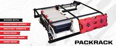 All-Pro Expedition Series Pack Rack - Tacoma World Forums