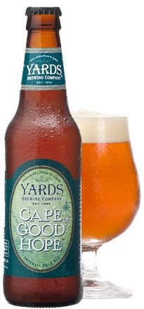 Review : Yards Cape of Good Hope IPA #Beer Double Ipa, Beers Of The World, South African Recipes, Beer Labels, Brewing Company, Home Brewing, Hot Sauce Bottles, Cigars, Craft Beer