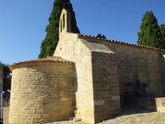 la chapelle Saint-Julien . Miramas-le-Vieux