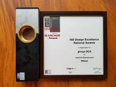 GroupDCA awarded for two projects at IIID Design Excellence National Awards - The Property Times Online Publications, Training Academy, Real Estate News, Design Consultant, Awards