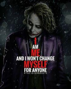 I , me & myself