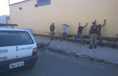 Polícia Militar realiza operação 240 anos.>http://goo.gl/Ub3bDl